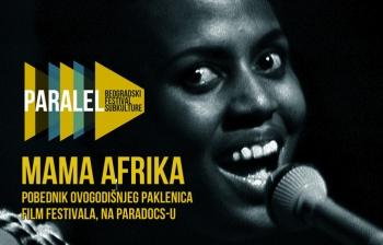 """Mama Afrika"", pobednik ovogodišnjeg Paklenica Film festivala, na PARADOCS-u"