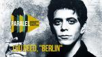 Berlin, Lou Reed / SUBOTA / 18. 10. / 21h