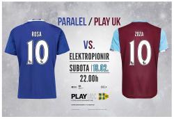 Paralel i PlayUK, subota, 18.2