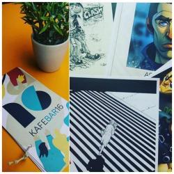 Humanitarna izložba Strip&ploče