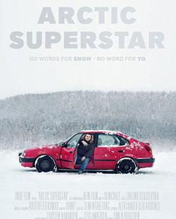 17.9, nedelja 19h / Superstar s Arktika (Arctic Superstar)